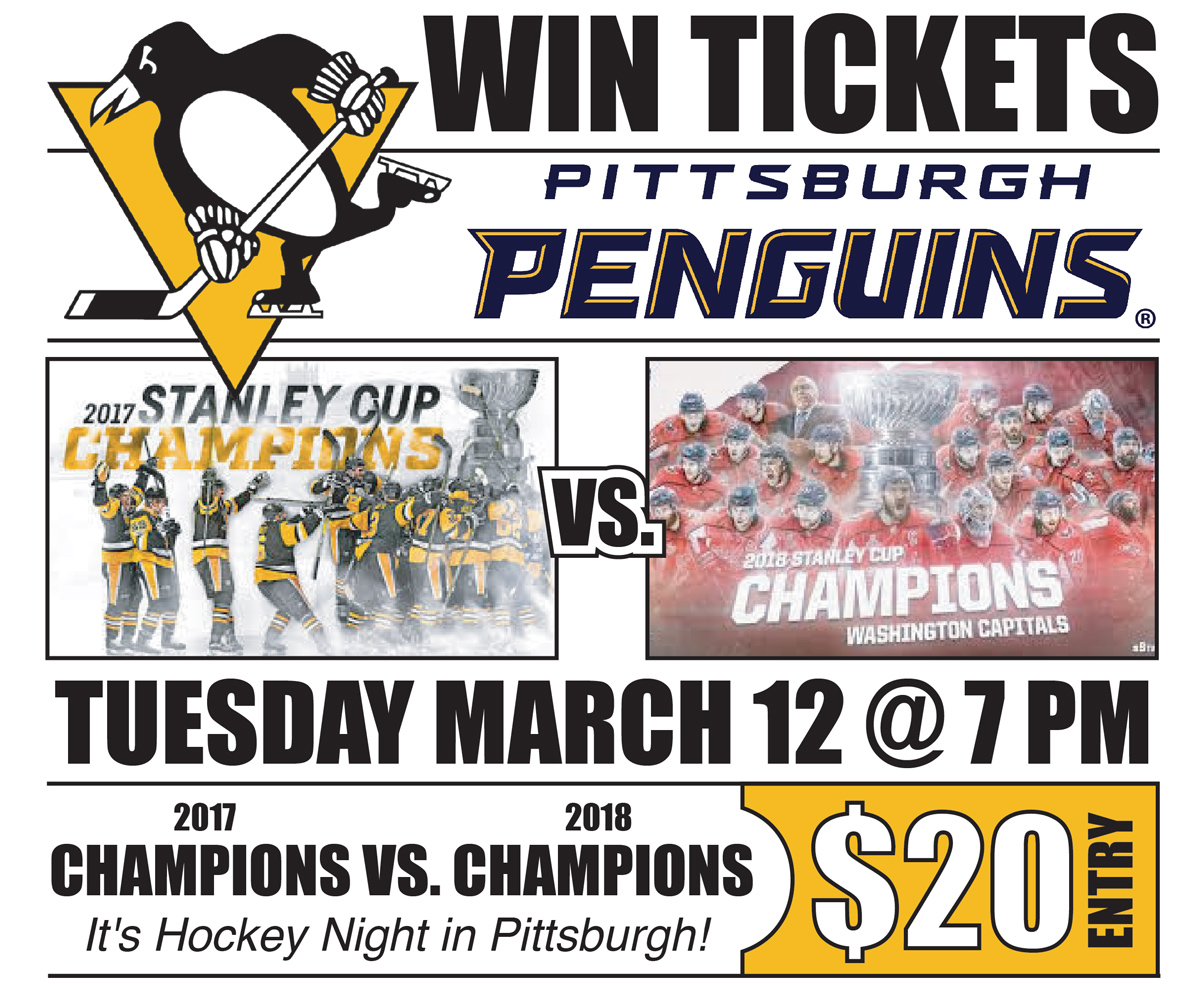 Win Pens Tickets