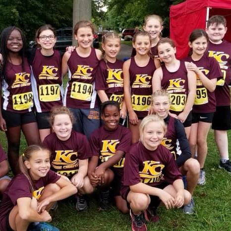 Athletics-KidsCrossCountry