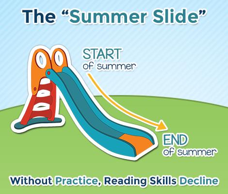 Avoid the summer slide!
