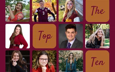 The Terrific Top Ten!