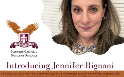 KCFS is pleased to introduce Mrs. Jennifer Rignani