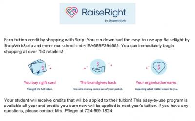 Scrip Program Information