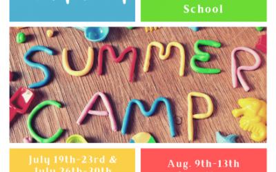 SJPII SUMMER CAMP INFORMATION