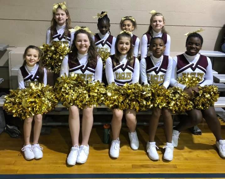 SJPII Cheerleading Camp